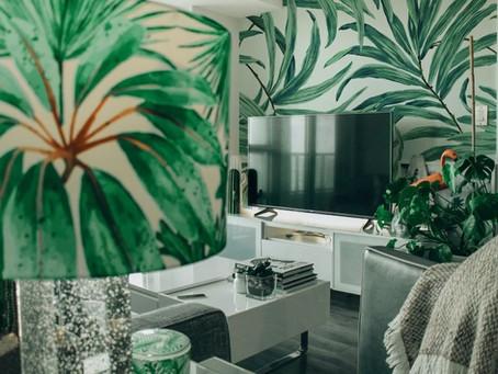 Decoração Tropical: Adicionando um Toque de Verão à Decoração de Casa