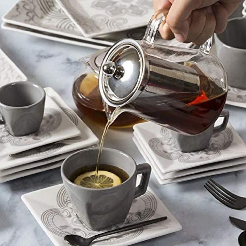 Bule para chá de presente para Dia das Mães