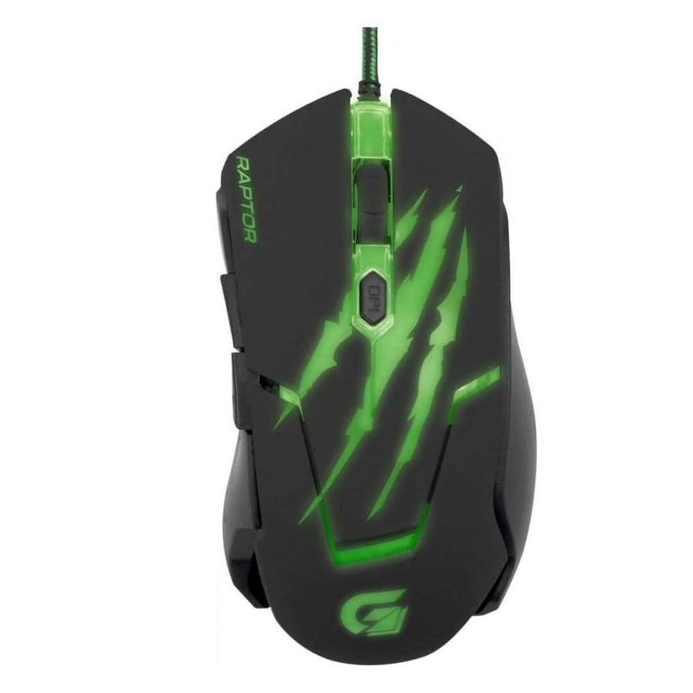Mouse Gamer Fortrek  oferta prime day