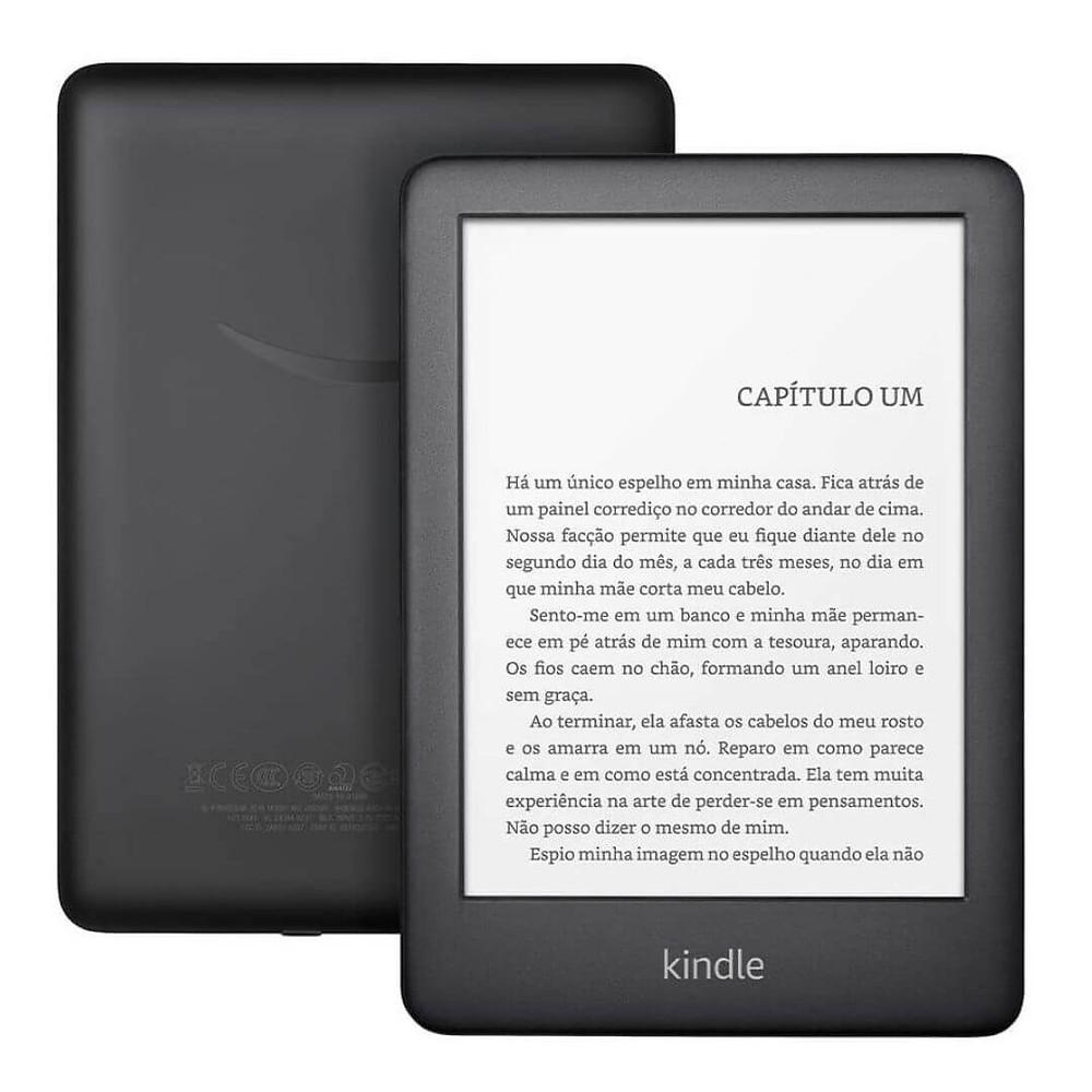 Kindle 10a. geração mais vendidos Prime Day 2021