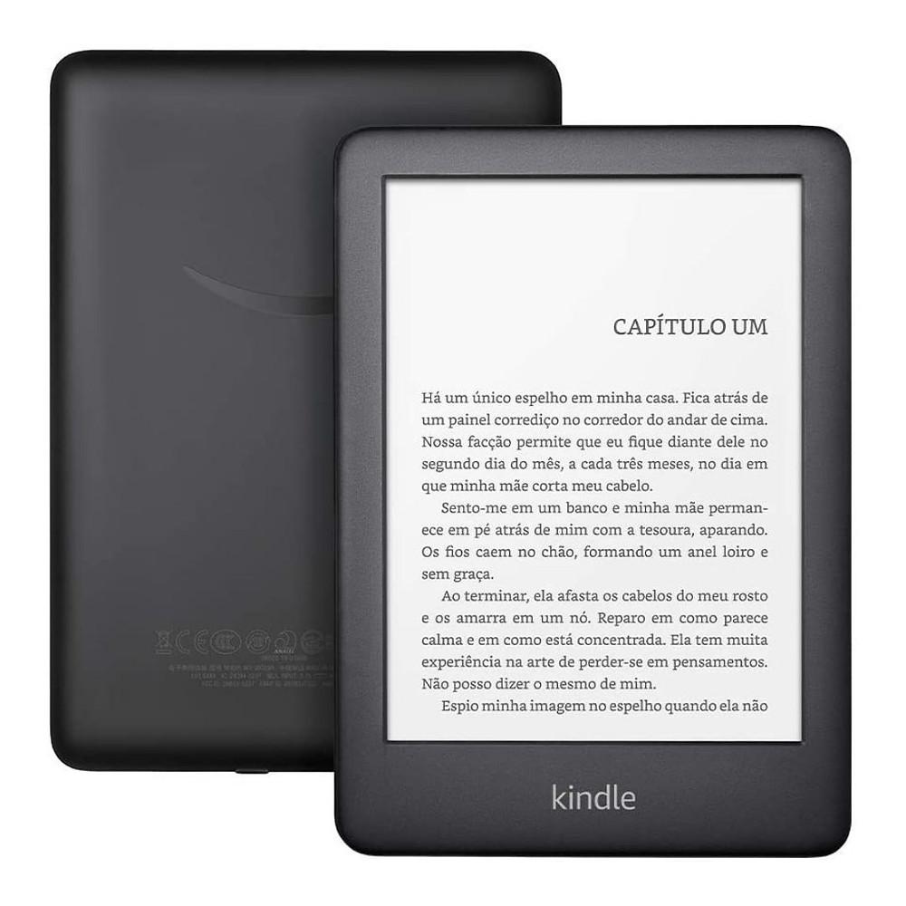 Kindle 10a. geração com iluminação embutida