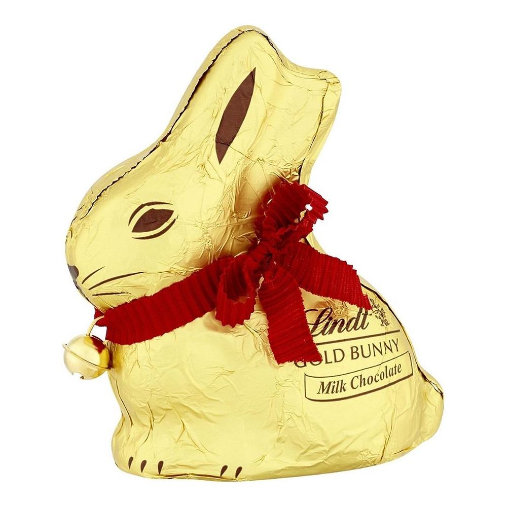 coelho de chocolate