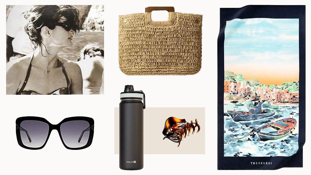 10 Itens essenciais para sua mala de verão
