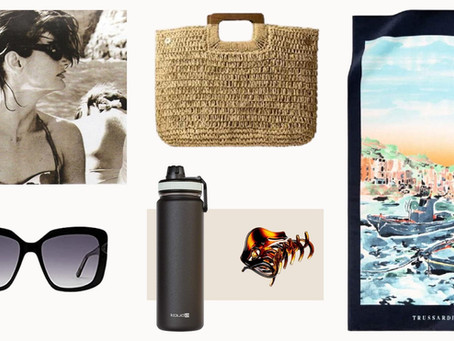 10 Itens Essenciais que Selecionamos para sua Mala de Verão