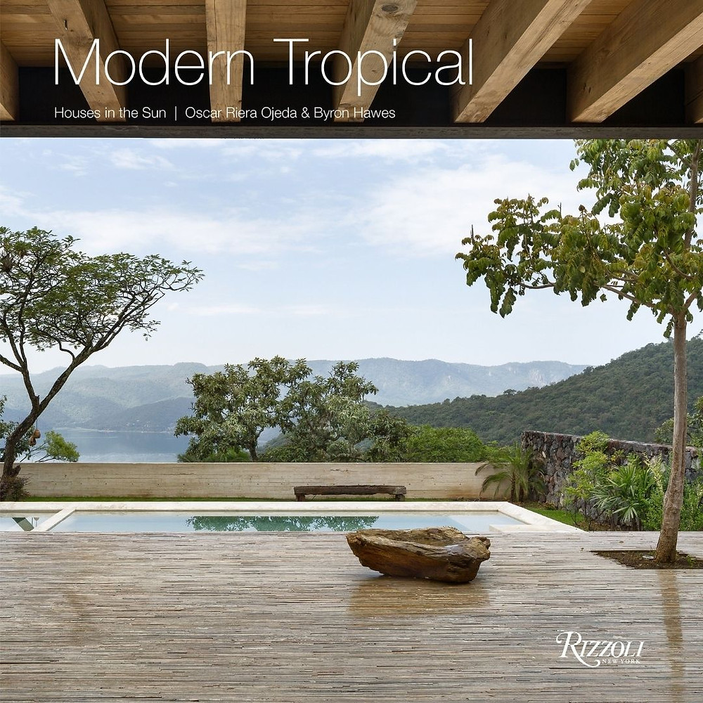 Livro de decoração tropical Modern Tropical