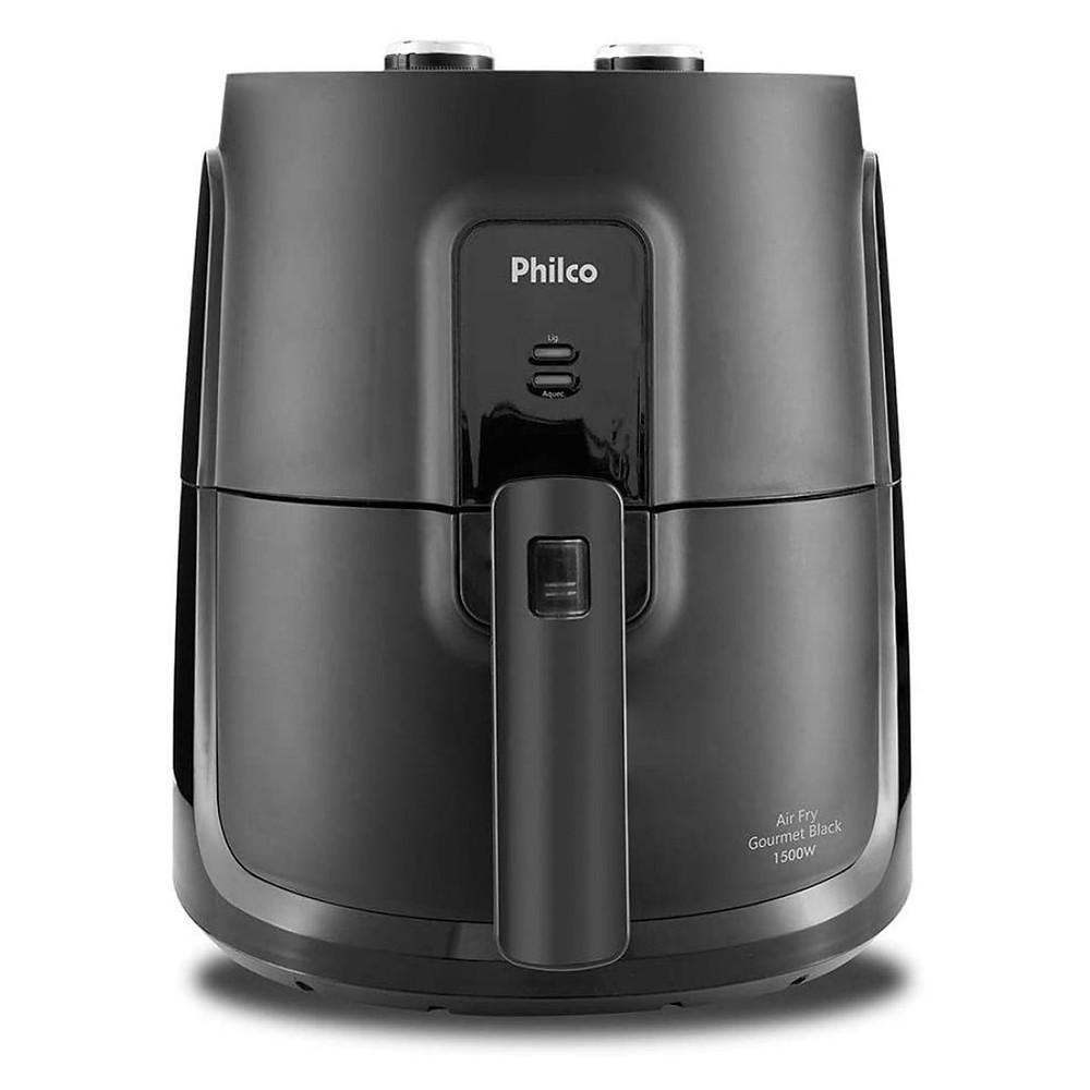 Fritadeira elétrica Air Fryer Gourmet Philco
