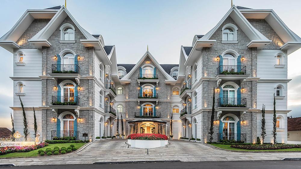 O Melhor Hotel do Mundo 2021 Colline de France