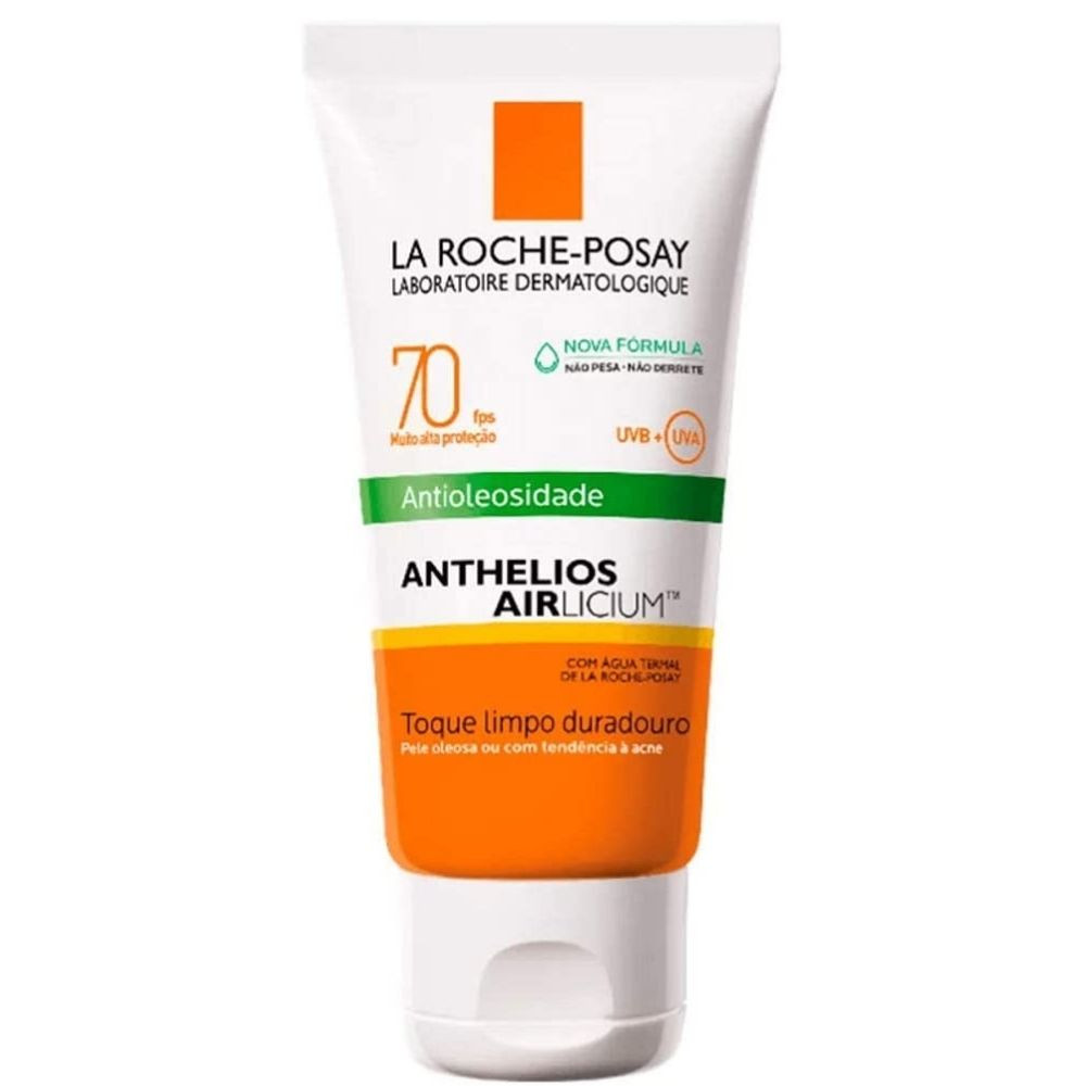 Protetor Solar Anthelios Airlicium FPS 70 La Roche