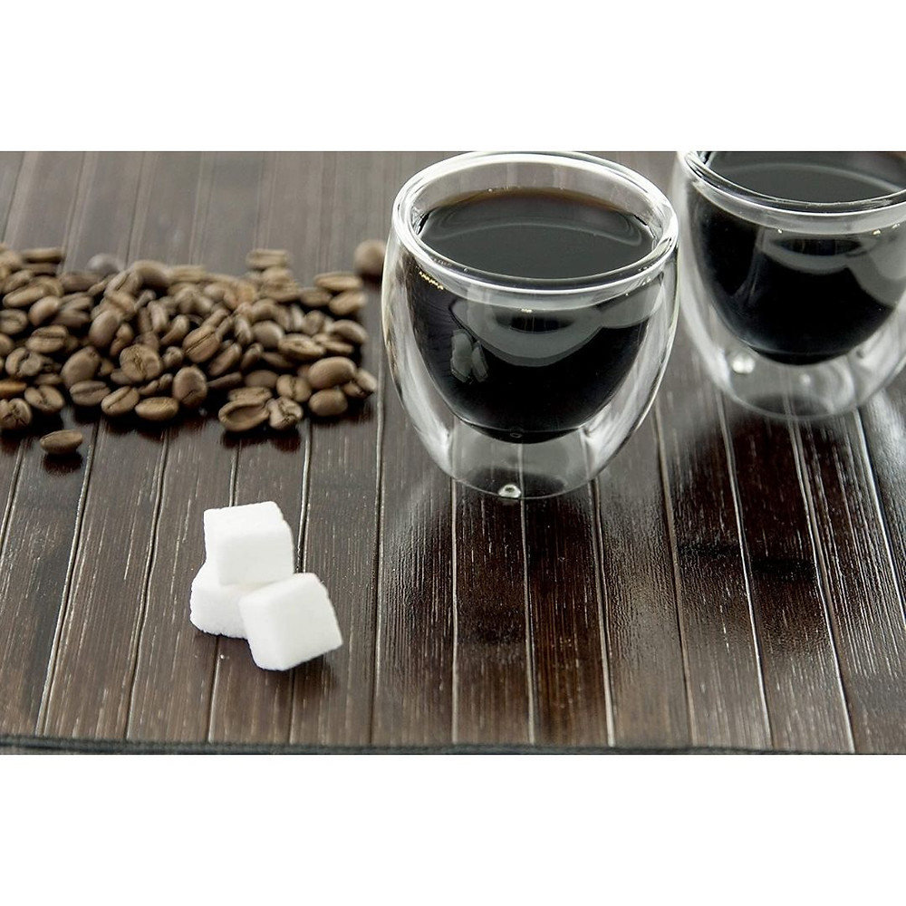 dupla de copos para café de presente até R$ 50