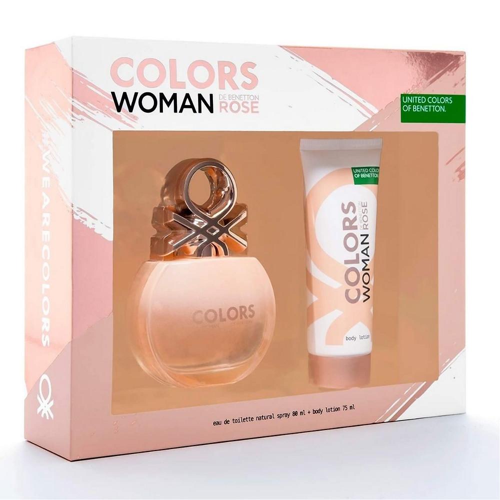 Kit Perfume e Loção Corporal de presente para amiga que gosta de perfume