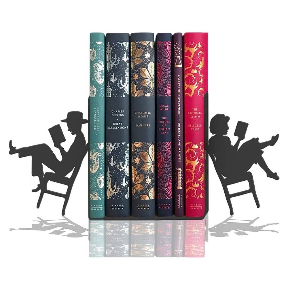 Suporte para livros  de presente até R$100
