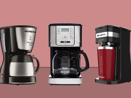 21 Melhores Cafeteiras Elétricas 2021
