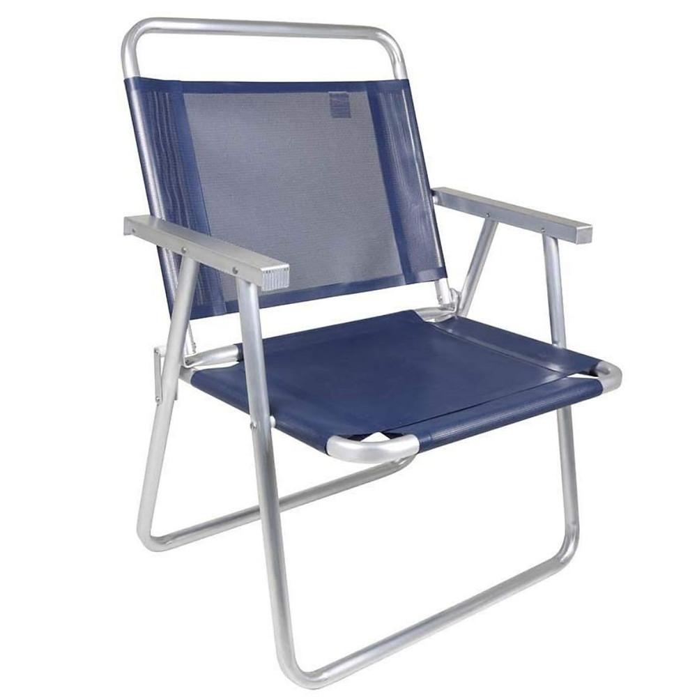 Cadeira de Praia Reforçada