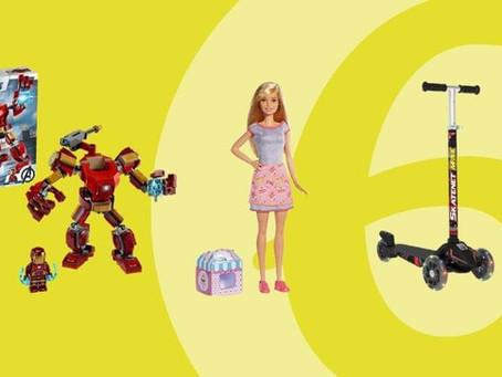 20 Melhores Presentes para Crianças de 6 Anos 2021