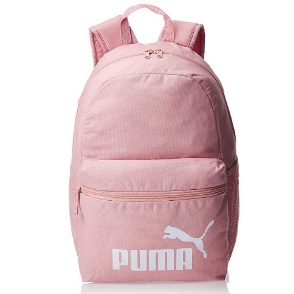 Mochila Puma Feminina Rosa Phase Backpack