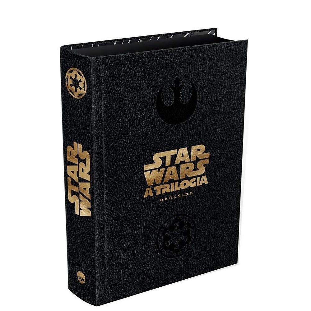 Livro Star Wars: A trilogia de presente até R$100