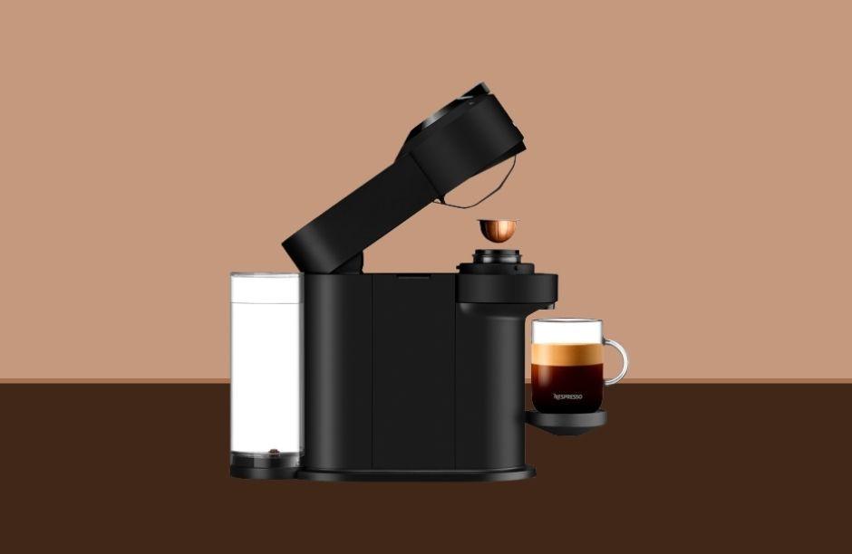 Nespresso Lança Nova Cafeteira Smart Vertuo Next