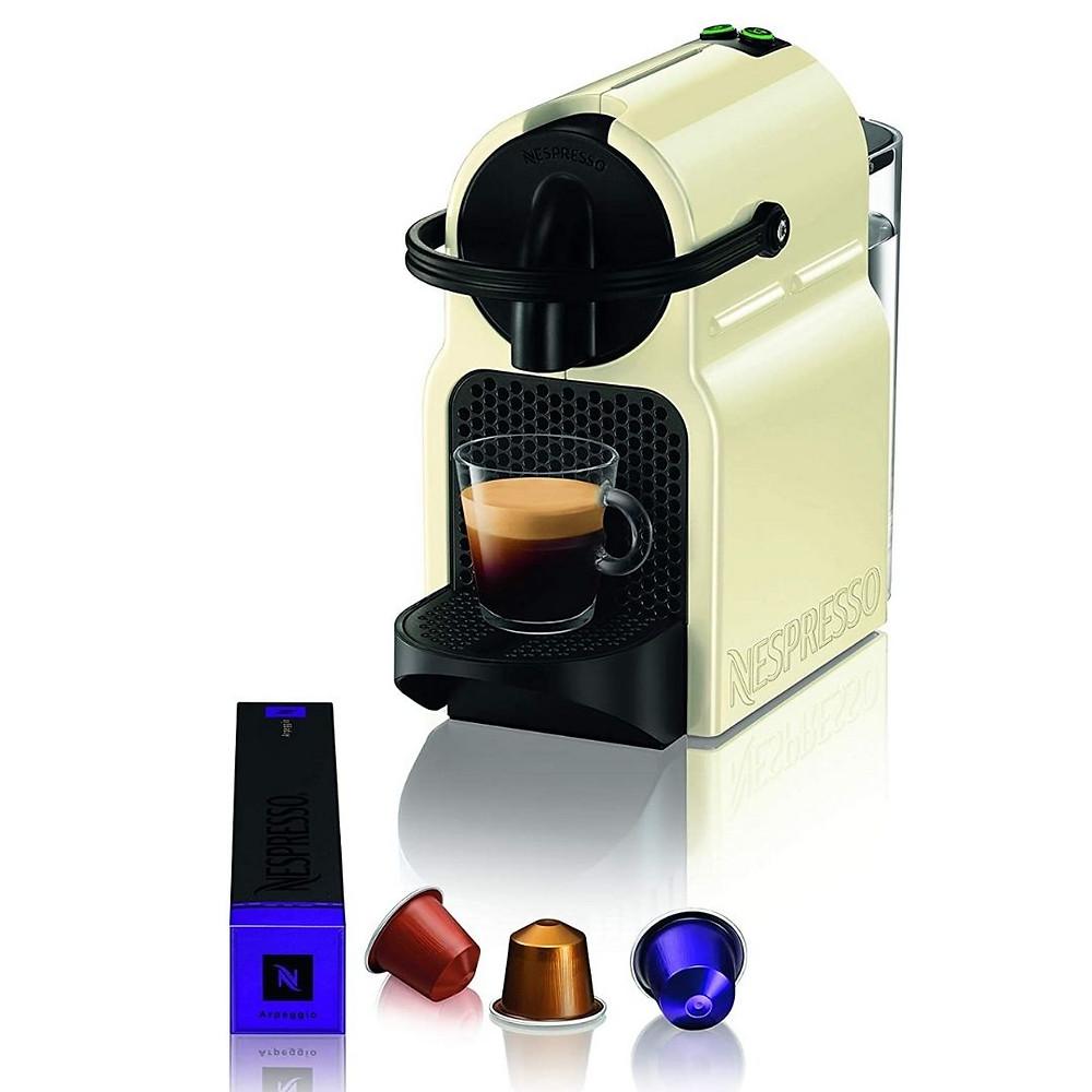 Cafeteira Nespresso Inissia Cream