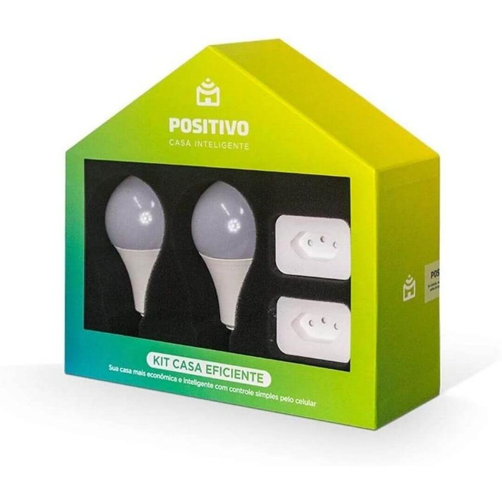 Kit Casa Eficiente Positivo presente para pai tecnológico