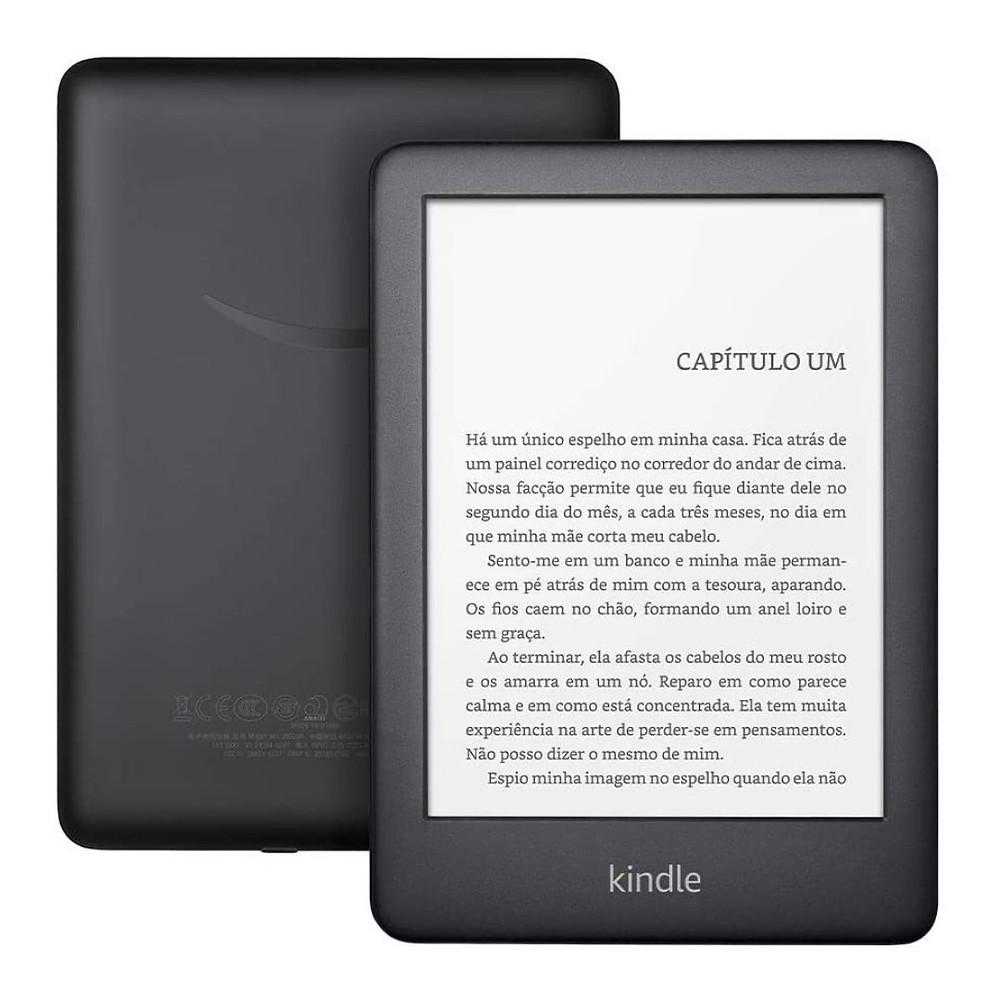 Kindle 10ª geração de presente para Dia das Mães