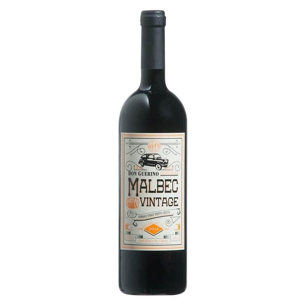 Vinho Tinto Seco Malbec Vintage Don Guerino