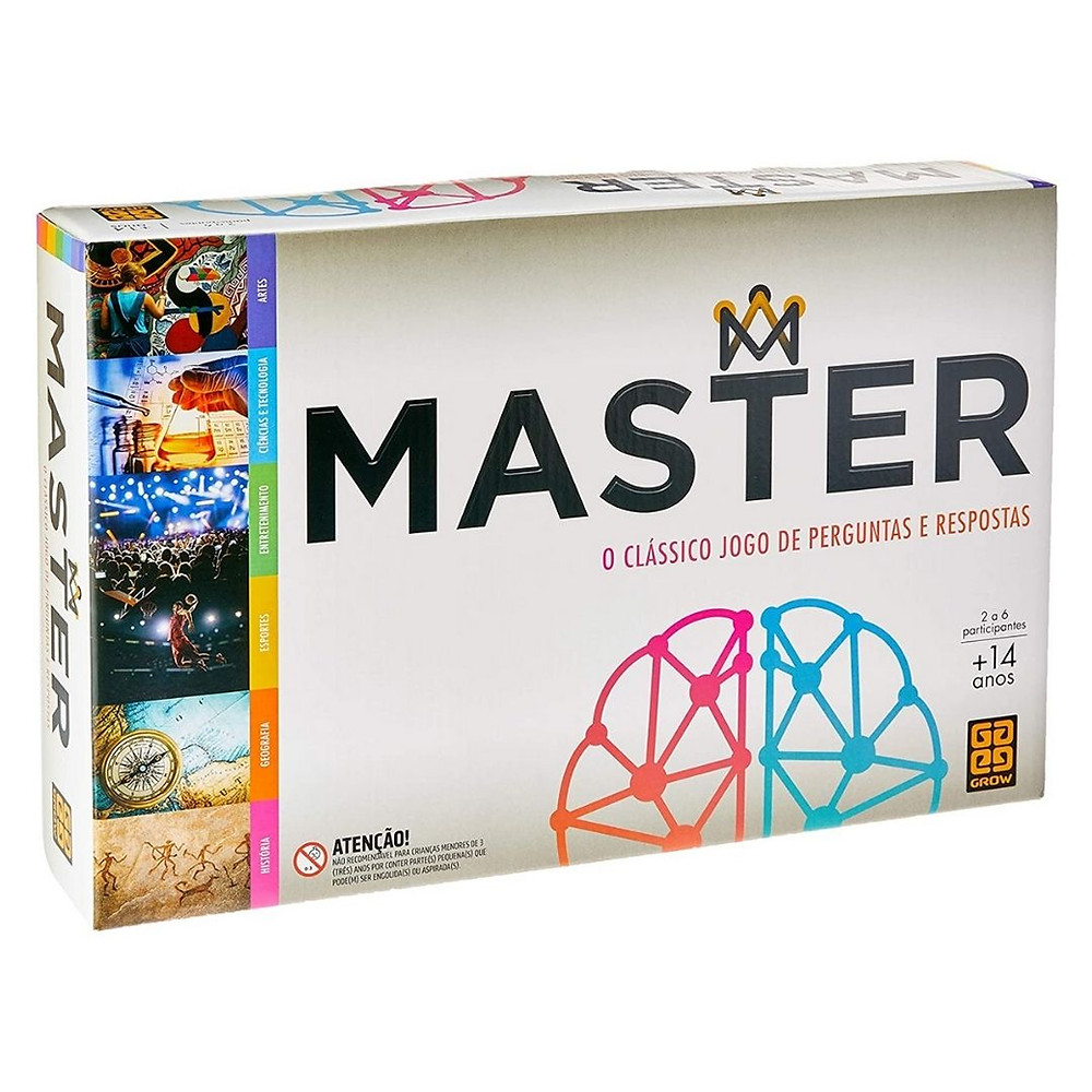 Jogo de tabuleiro Master