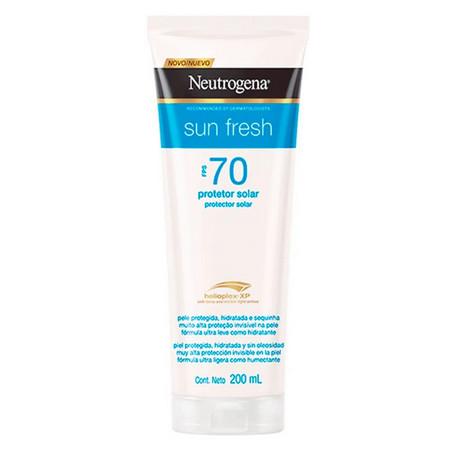 protetor solar neutrogena fps 70