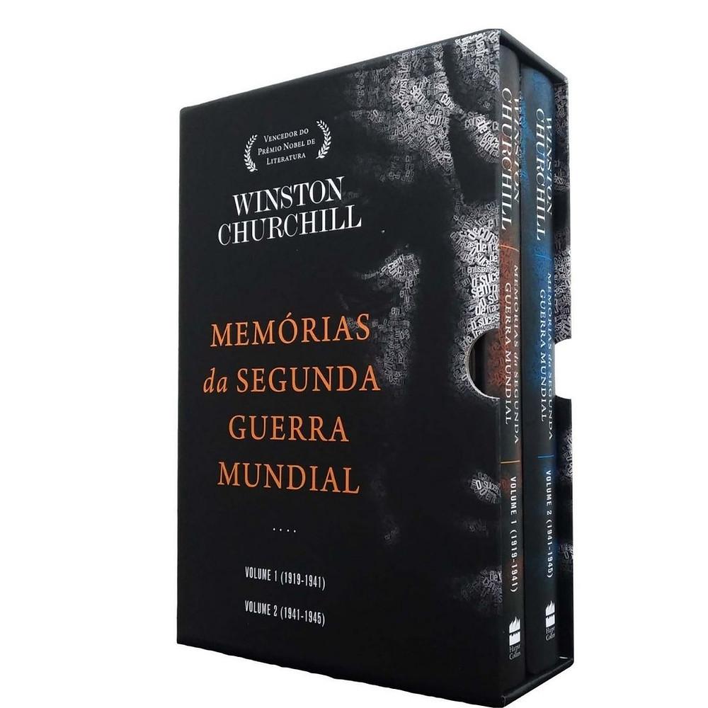 Box Memórias da Segunda Guerra Mundial para presentera e colecionar