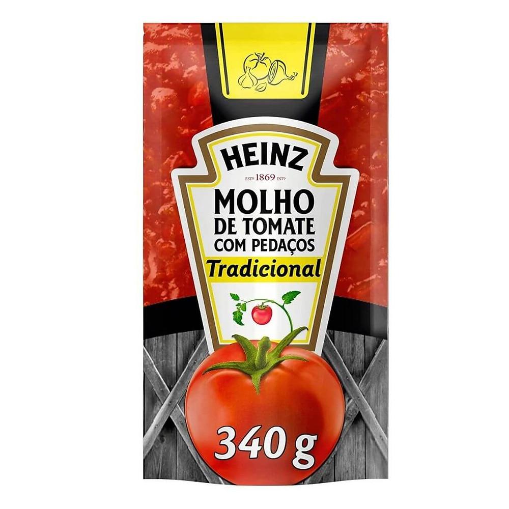 Molho Tradicional Heinz Sache 340G mais vendidos Prime Day 2021