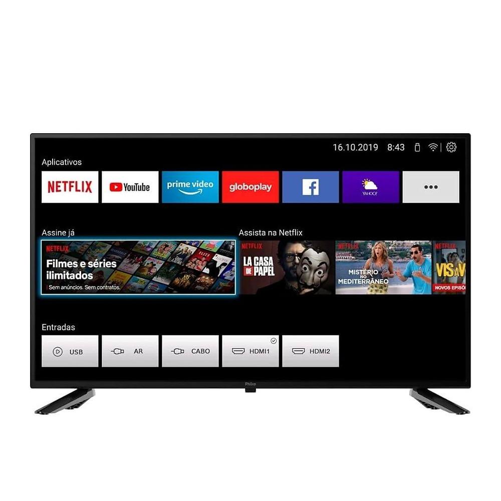 Smart TV Full HD mais vendidos Prime Day 2021