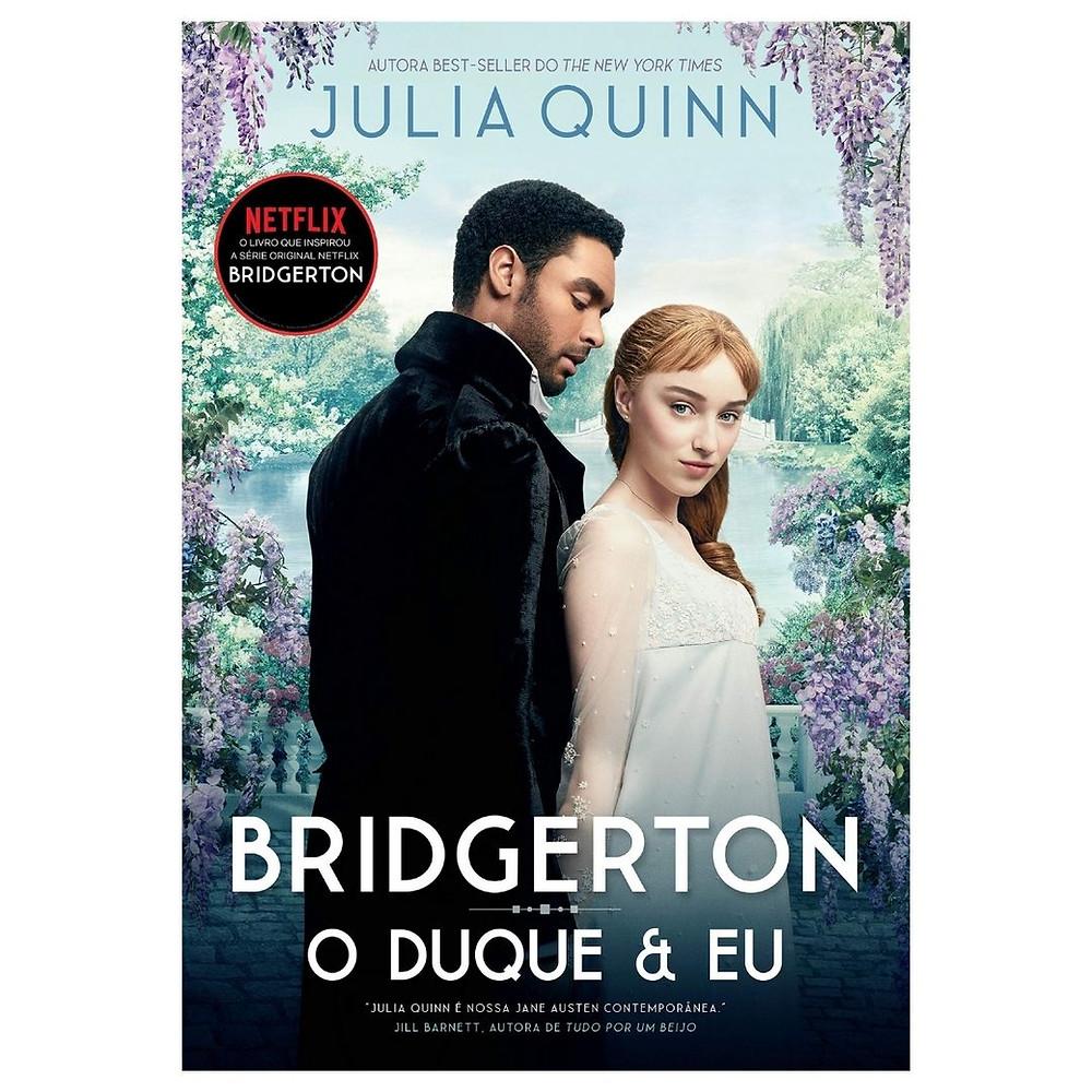 livro O duque e eu Os Bridgertons