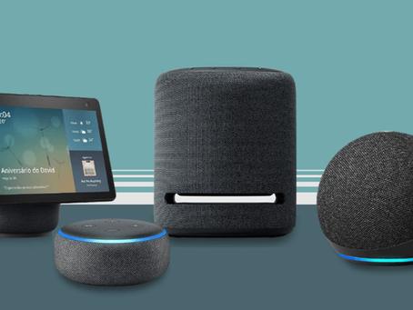 Os Melhores Dispositivos Echo da Amazon 2021