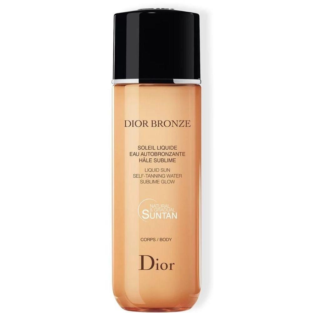 Água Autobronzeadora Dior Liquid Sun