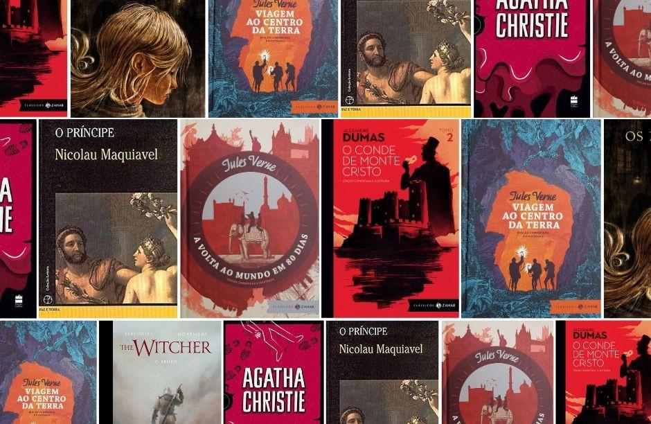 Box de Livros: 16 Melhores Para Presentear e Colecionar 2021
