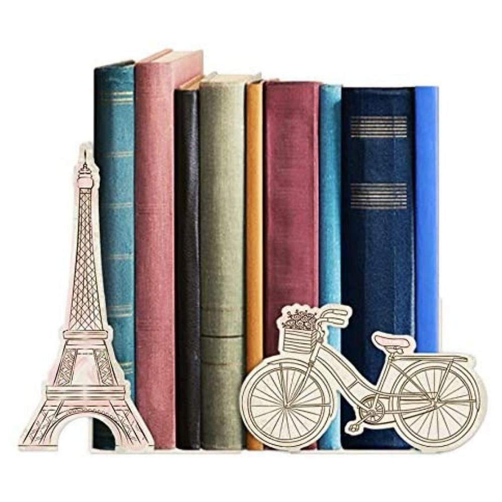 Aparador de Livros Paris, GeGuton