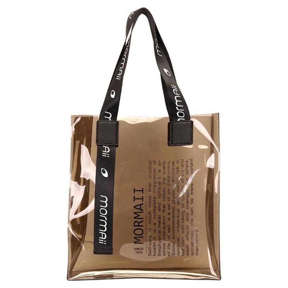 Bolsa de praia Shopping Bag Plástico Mormaii Feminina