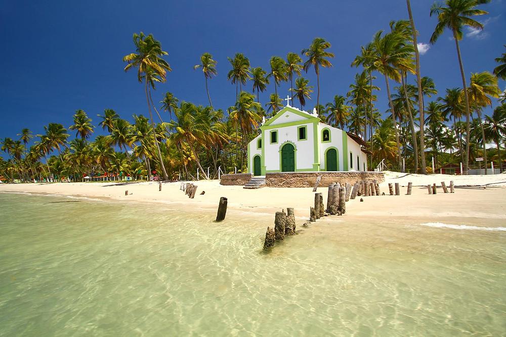 Praia dos Carneiros Pernambuco