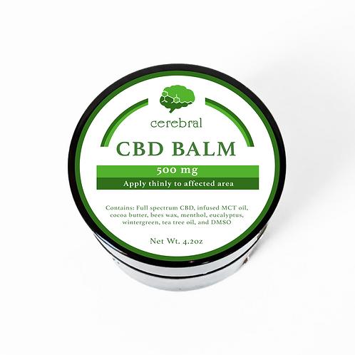 CBD Oil Balm - 500mg
