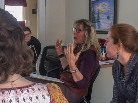 Listen Up Teen Leadership Board Has First Meeting