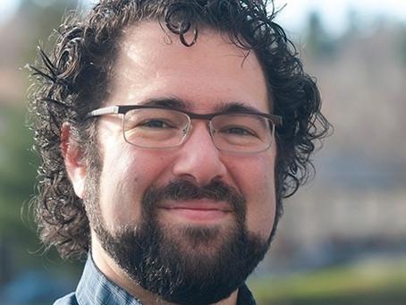 Nate Venet, music director extraordinaire, joins Listen Up team