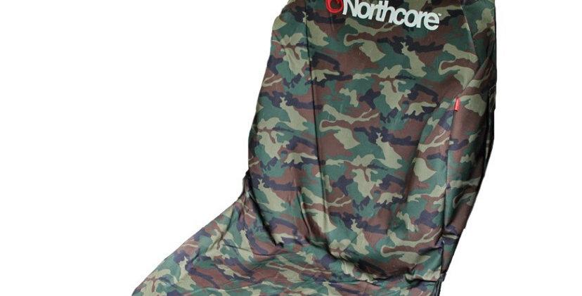 Norrhcore camo seatcover