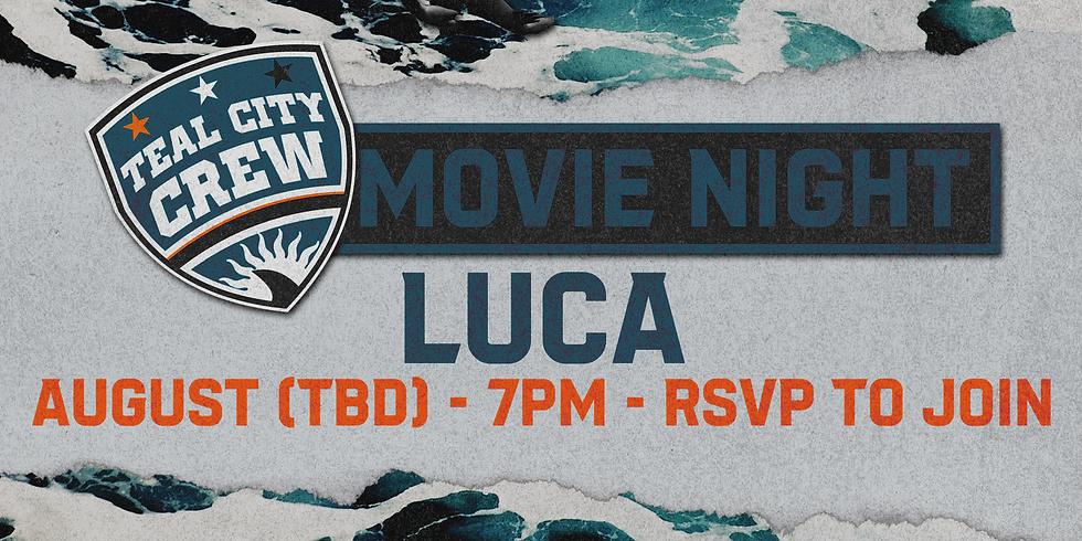 "TCC Movie Night: ""LUCA"""