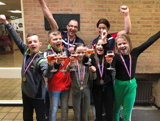 CMV-team 4.4 kampioen!