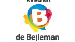 """Winkelhart De Belleman: """"Volledig nieuw gezicht voor gemoedelijk winkelcentrum."""""""