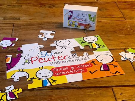 Peuterdorp Valkenswaard - Campagne met een feestelijk tintje