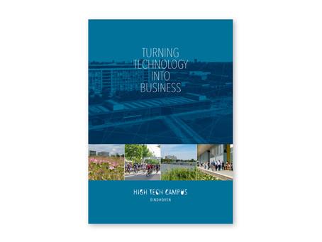 "High Tech Campus Eindhoven:  ""Vernieuwing en continuïteit communicatie."""