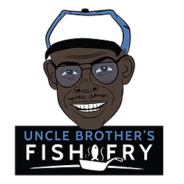 Uncle Brother's Fish Fry - Transparent B