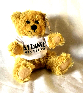A1 Dance Tiny T-shirt Teddy