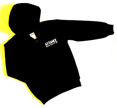 A1 Dance Hoodie - Front