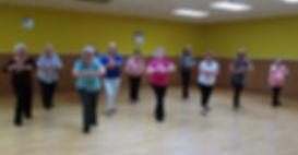 Fit 2 Dance - A Disco Routine